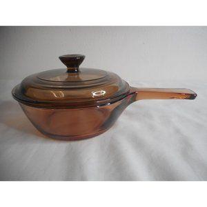 Vintage Vision Cookware .5 Litre Small Sauce pan